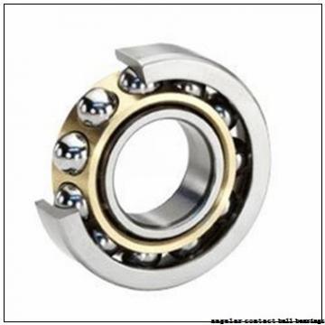 27 mm x 60 mm x 27 mm  NSK BDZ27-2NX angular contact ball bearings