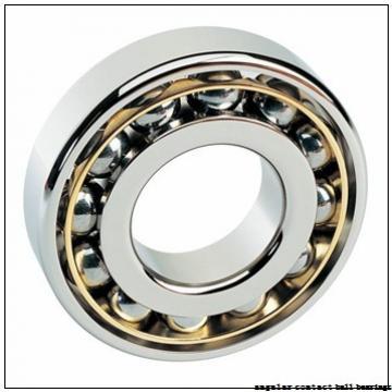 55 mm x 100 mm x 21 mm  SKF SS7211 CD/P4A angular contact ball bearings