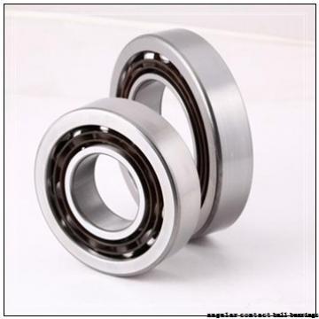 40 mm x 74 mm x 40 mm  FAG 801136 angular contact ball bearings