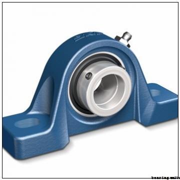 25 mm x 12 mm x 25 mm  NKE PTUEY25 bearing units