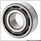 34 mm x 64 mm x 37 mm  Fersa F16019 angular contact ball bearings
